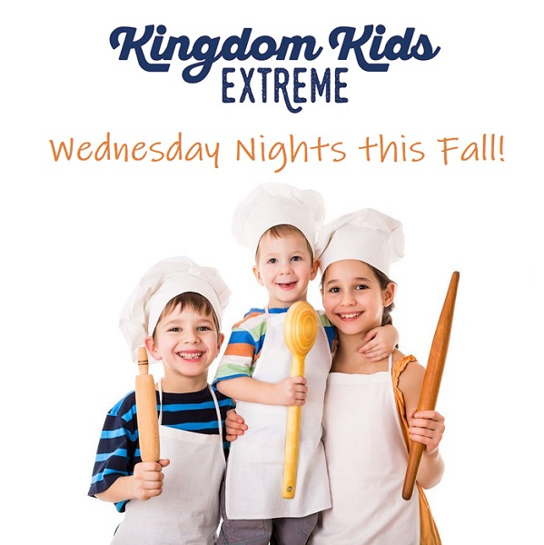 Kingdom Kids Extreme Fall 2019