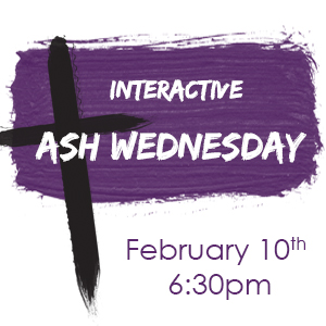 Interactive Ash Wednesday